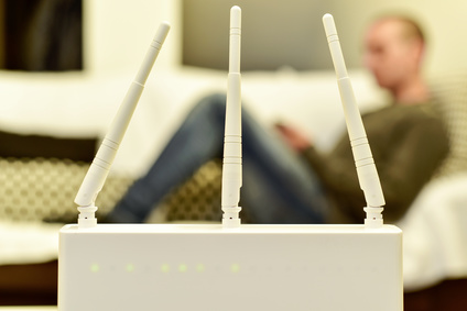 WLAN Router Antennen