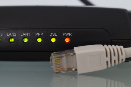 DSL Modem mit Lan Switch
